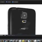 Samsung Galaxy S5 for Element 3D