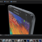 Samsung Galaxy Note 3 for Element 3D