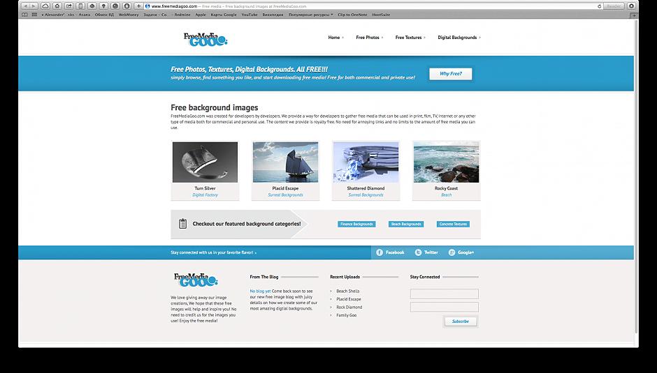 40 Stock Sites for Motion Designers - FreeMediaGo