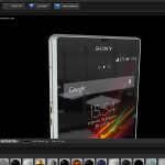 Sony Xperia Z for Element 3D