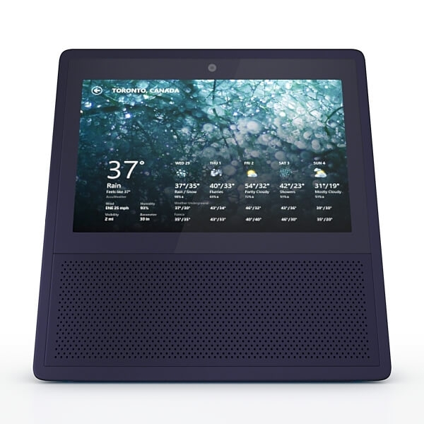 Amazon Echo Show for Element 3D