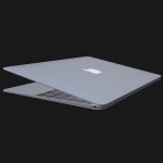 Apple Macbook 2015 for Element 3D (Rigged)
