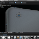 Apple iPad Mini 2 for Element 3D