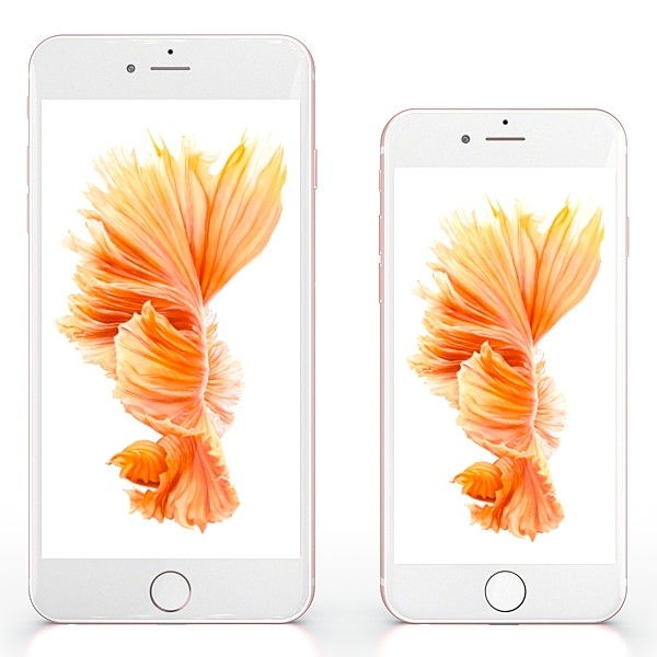 Apple iPhone 6s and 6s Plus for Element 3D