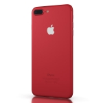 Apple iPhone 7 and 7 Plus (Red) for Element 3D