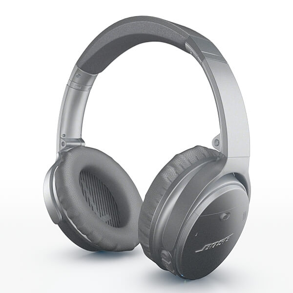 Bose QuietComfort 35 for Element 3D