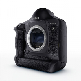 Canon EOS-1D X Mark II for Element 3D