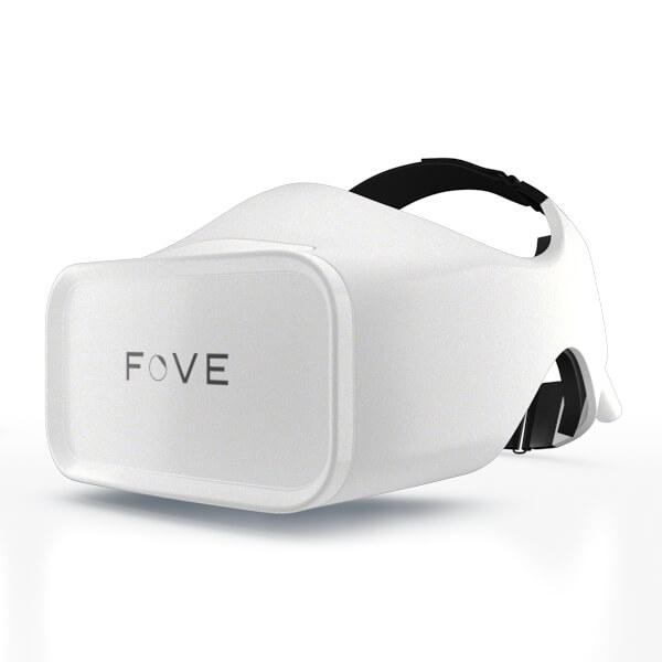 Fove VR for Element 3D