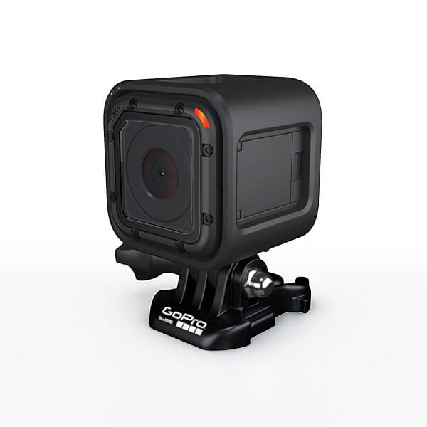 GoPro Hero4 Session for Element 3D