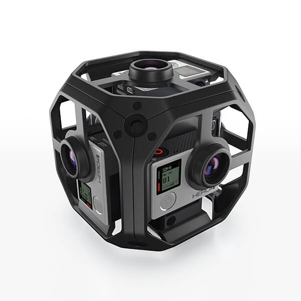 GoPro Omni for Element 3D