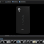 Google Nexus 5 for Element 3D