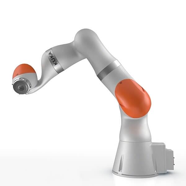 Kuka LBR IIWA 7 R800 Robot for Element 3D