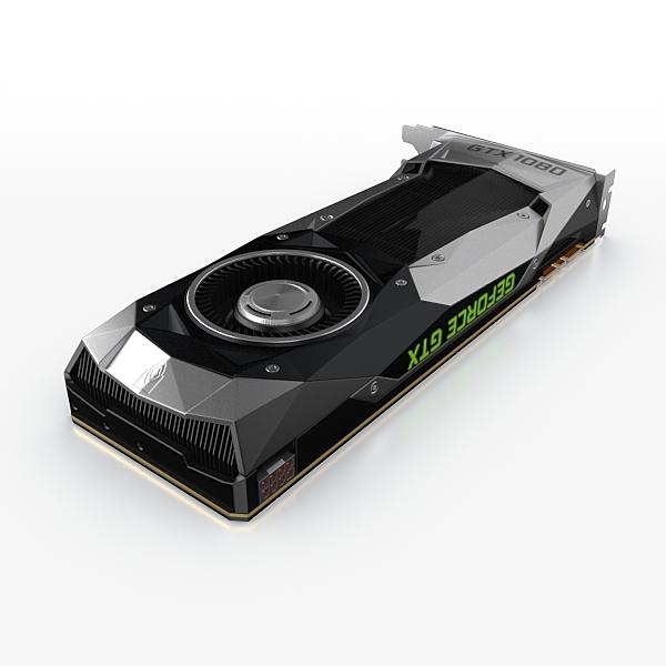 NVIDIA GTX 1080 for Element 3D