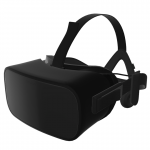 Oculus Rift HMD for Element 3D