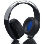 PlayStation Platinum Headset for Element 3D