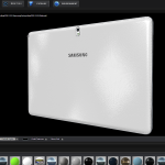 Samsung Galaxy Note Pro 12.2 for Element 3D