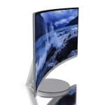 Samsung C34F791 Curved Widescreen Monitor for Element 3D