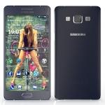 Samsung Galaxy A5 for Element 3D