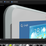 Samsung Galaxy Note 10.1 for Element 3D