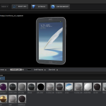 Samsung Galaxy Note 8.0 for Element 3D