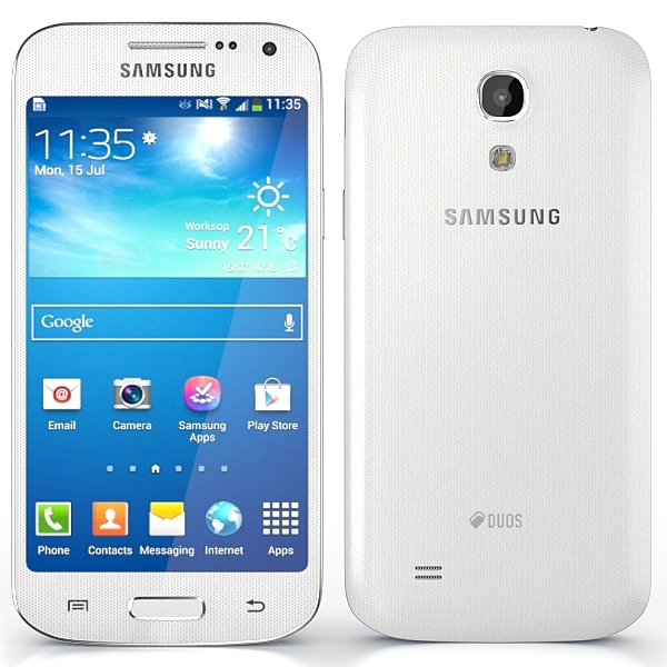 Samsung Galaxy S4 Mini for Element 3D