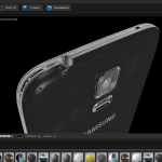 Samsung Galaxy S5 Mini for Element 3D