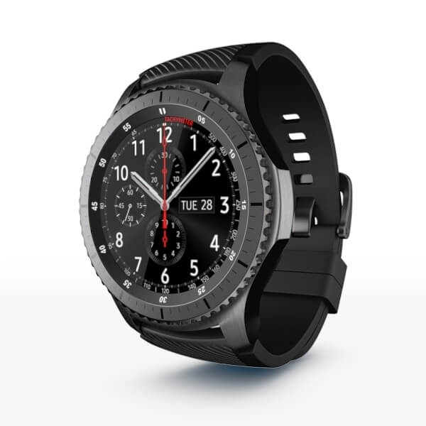 Samsung Gear S3 Frontier for Element 3D