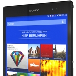 Sony Xperia Z3 Tablet Compact for Element 3D