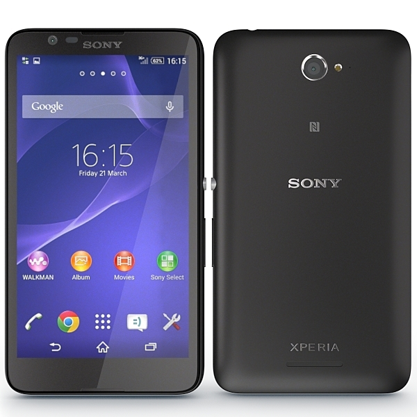 Sony Xperia E4  for element 3D